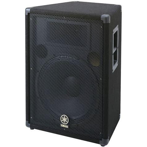 Power Mixer Yamaha Emx 312 300 Watt Oryginal Yamaha Emx312sc Br15 12 Channel 300w Powered Mixer Bundle
