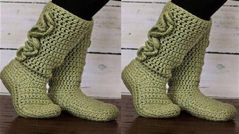 como hacer zapatitos tejidos como hacer zapatos con lanas tejidos a crochet para