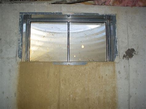 leaking basement windows what causes basement window