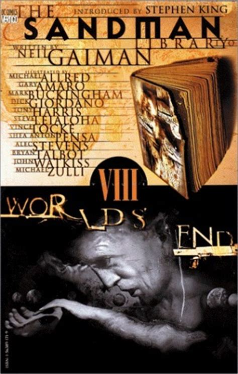 the sandman vol 8 world s end the sandman vol 8 worlds end the sandman 8 by neil