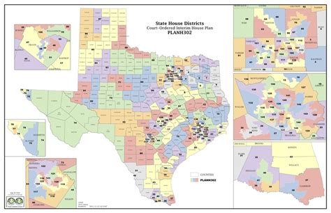 texas state legislature map court increases minority districts in texas legislature the texas tribune