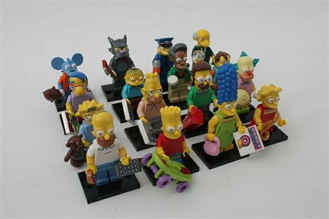 Lego Minifig The Simpsons 71005 8 Mrclown lego minifigures thesimpsons series 71005 http www