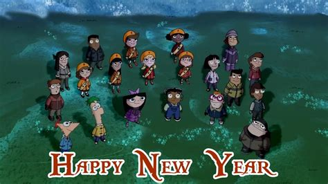 phineas and ferb new year phineas and ferb songs happy new year