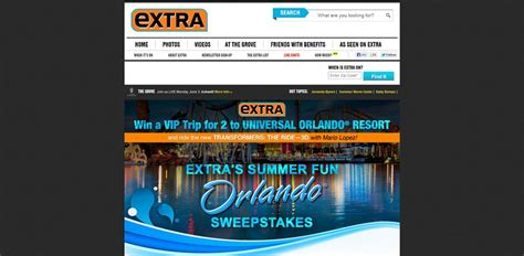 Extra Tv Giveaway - about extra extratvcom win it a 125 chaser gift card full feed extratv nightlift