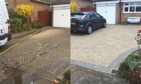 Patio Cleaning Services by Pressure Washing Company In Essex Power Jet Colchester