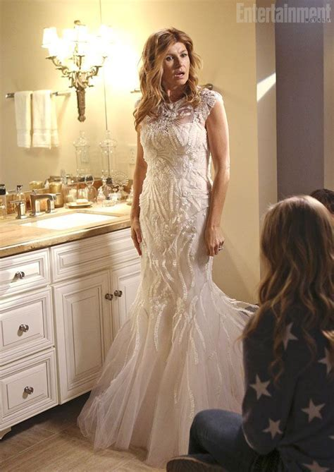 First Look: Rayna James of 'Nashville' in her wedding