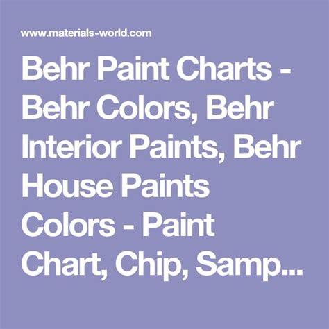 1000 ideas about paint color chart on paint colour charts house paint colours and