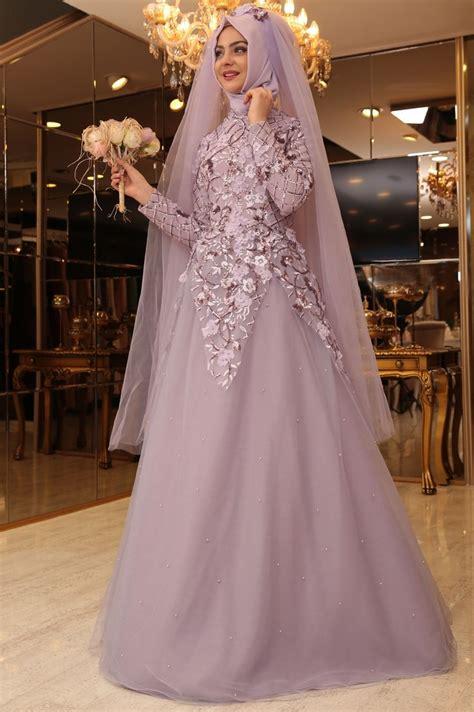 pinar sems salkim abiye lila elbise elbiseler giyim