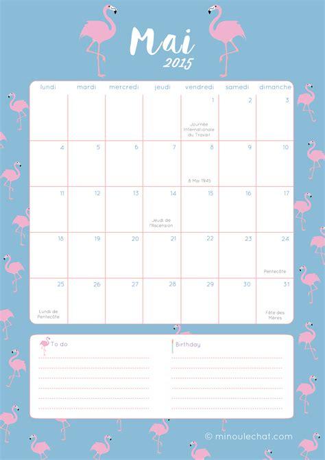 mai calendrier 2016 calendrier de mai 2015 224 imprimer minou le chat