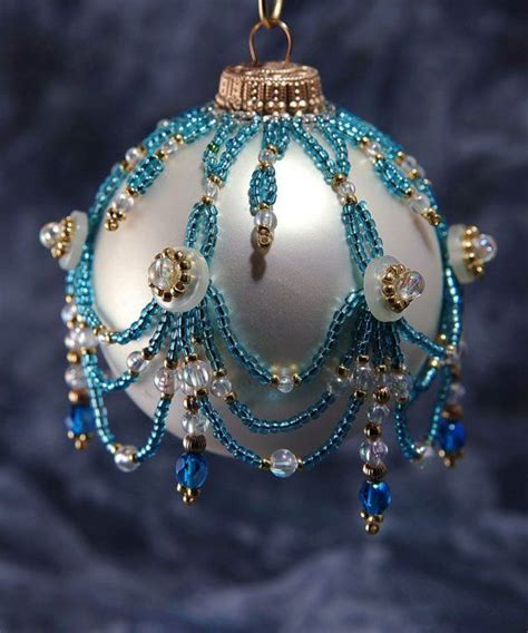 beaded ornament covers pin by cbell on beaded ornament covers