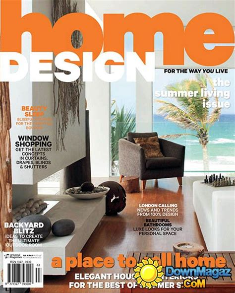 luxury home design magazines luxury home design vol 16 no 6 187 download pdf magazines