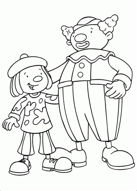 circus coloring pages preschool circus coloring pages for preschoolers color on pages