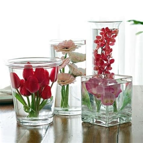 small flower arrangements centerpieces centerpiece small flowers submerged flowers pinterest