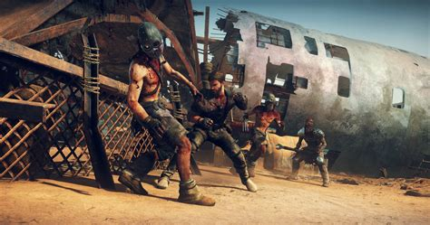 mad max mad max gets new screenshots from e3 2015