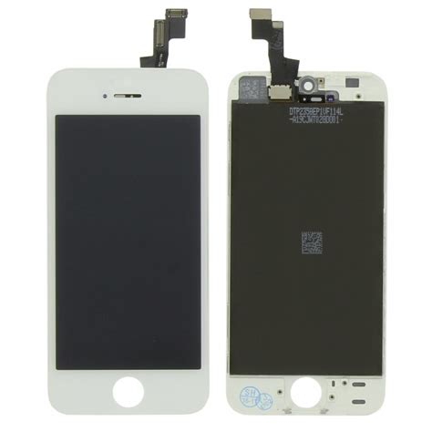 Touchscreen Iphone 5s Replika iphone 5s scherm lcd touchscreen wit phonegigant nl