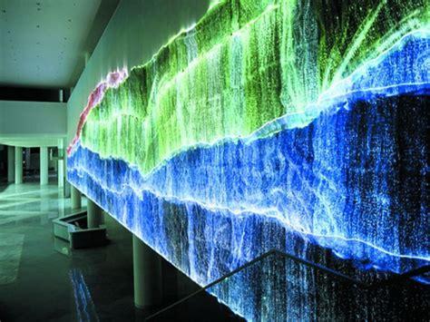 Material Light by Luminous Fabric Luminous Clothing Fiber Optic Clothing