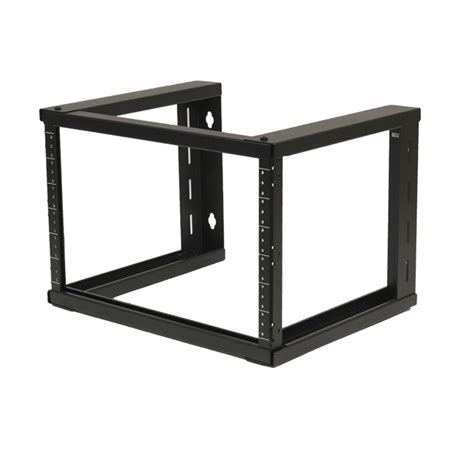 How Many U In A Rack by 6u Wall Mount Open Frame 19 Quot Server Equipment Rack