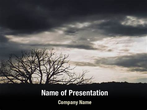 Cloudy Sky Powerpoint Templates Cloudy Sky Powerpoint Backgrounds Templates For Powerpoint Hurricane Powerpoint Template Free