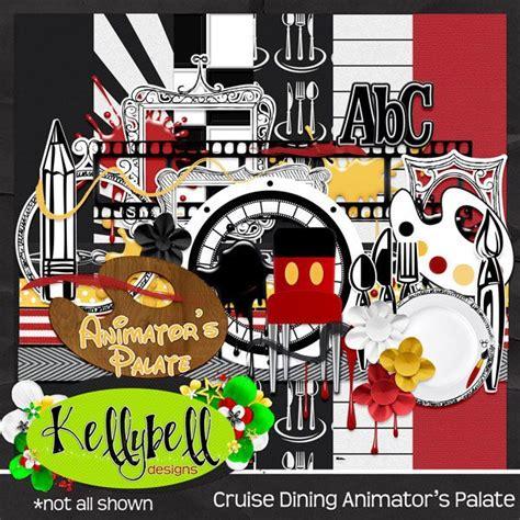 Doodle Kingdom Doodle Land Vol 2 54 best disney cruise digital kits by kellybell designs