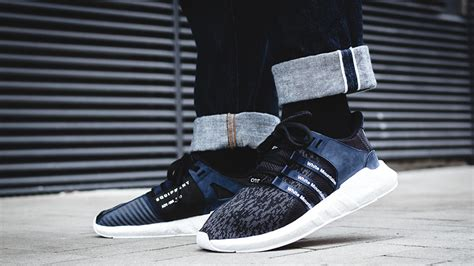 Adidas Eqt Support 93 17 Mountaineering Bnib Original Boost white mountaineering x adidas eqt support navy the sole supplier