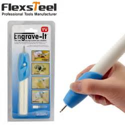 Engrave It Mini Handheld Electric Engraving Chisel Tool For Wood Plastic Metal Carving Etching Pen Rotary