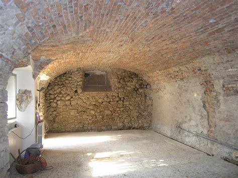 soffitto a volta mattoni sabbiatura costanzi sabbiatura roma