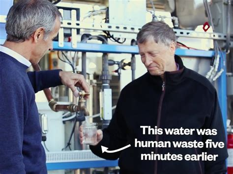 does bill gates a bugatti a new machine from bill gates turns into clean water