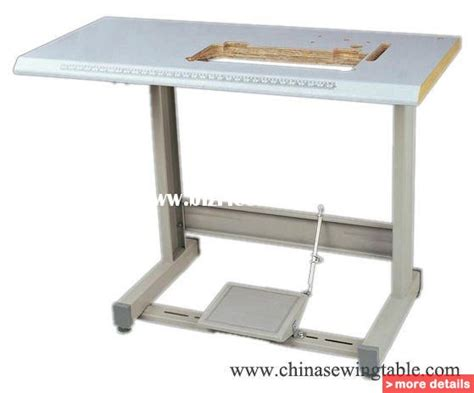 industrial sewing machine table and stand china apparel