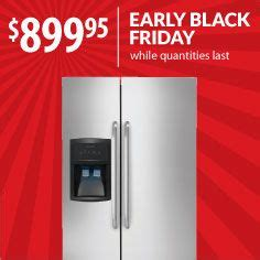 refrigerator black friday best buy ranges where to buy early black friday appliance deals on pinterest black