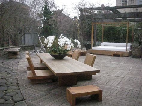Zen Patio Furniture 17 Best Images About Benches On Pinterest Furniture Staghorn Fern And Wooden Furniture