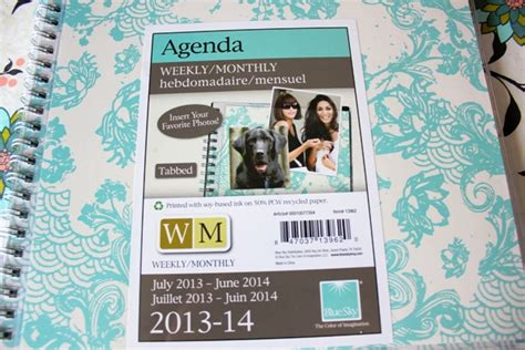 Inexpensive Calendar Planners A Mid Year Planner Switch Out