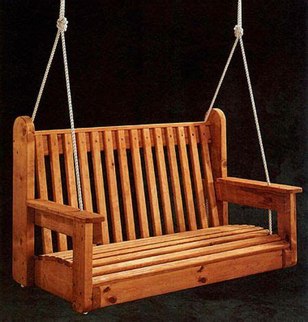 porch swing plans simple porch swing design 187 woodworktips
