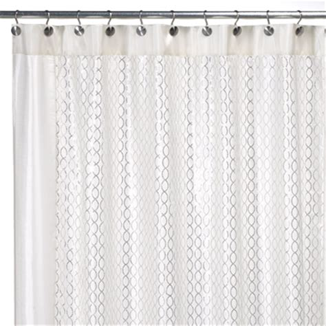 sequin shower curtain bed bath and beyond ilana graf creates quot windows are the eyes of a room