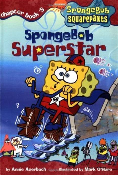 superstar books 17 best images about spongebob squarepants books on