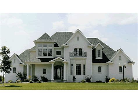 House Plans European Naperville European Style Home Plan 026d 1324 House Plans And More