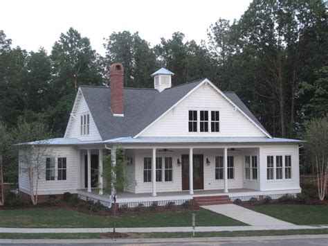 traditional southern style farmhouse exterior birmingham by fowler custom homes inc