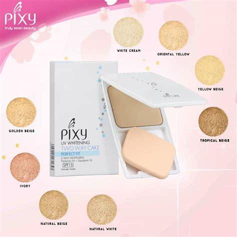 Harga Make Up Merk Pixy pixy paket cantik elevenia