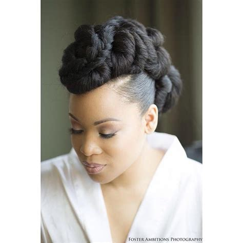 Black Hairstyles 2016 For by 2016 Wedding Hairstyles For Black The Style News