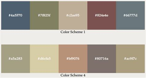 how to use a neutral color palette in how do you choose a color scheme when your color skills