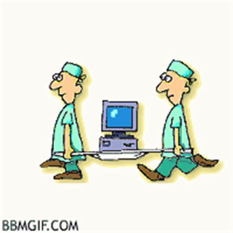 imagenes gif para iphone reparando computadora etiquetas escritorio ambulancia