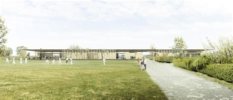 Sutherland Hussey Sessay by Gallery Of Sutherland Hussey Wins Competition To Design Sessay Community Hub 2