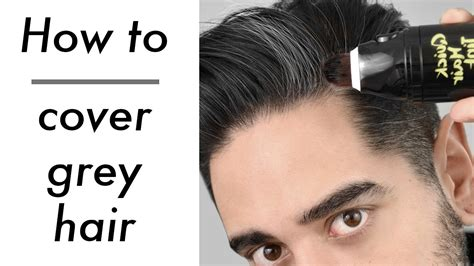 9 homemade tips to cover up grey hair stylecraze how to cover grey hair rire quick tint brush review men
