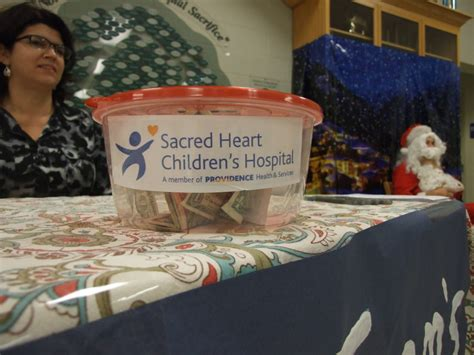 nwcs students to deliver gifts to patients at sacred heart
