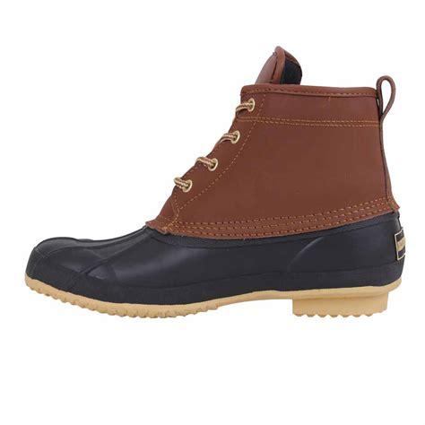 mens duck boots waterproof s duck style boots waterproof great value