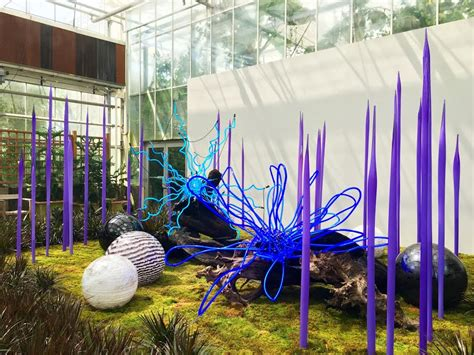 Chihuly In The Garden At The Atlanta Botanical Garden Atlanta Botanical Garden Tickets