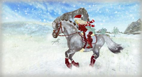 i love star stable whe nits christmas blank template imgflip