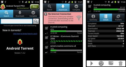 android apps torrent torrent android application