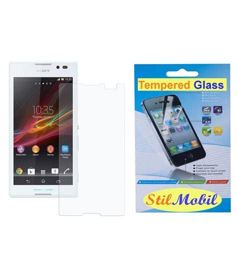Sony Xperia E4g Tempered Glass Termurah Sony Xperia E4g Tempered Glass Screen Guard By Stilmobil