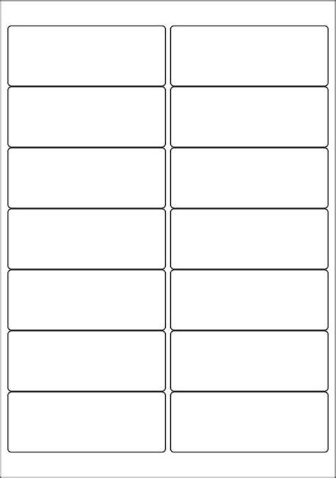 template for labels 14 per sheet template for labels 14 per sheet 28 images template