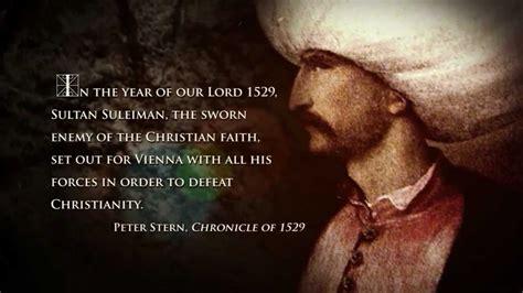 ottomans vienna the siege of vienna 1529 a d youtube